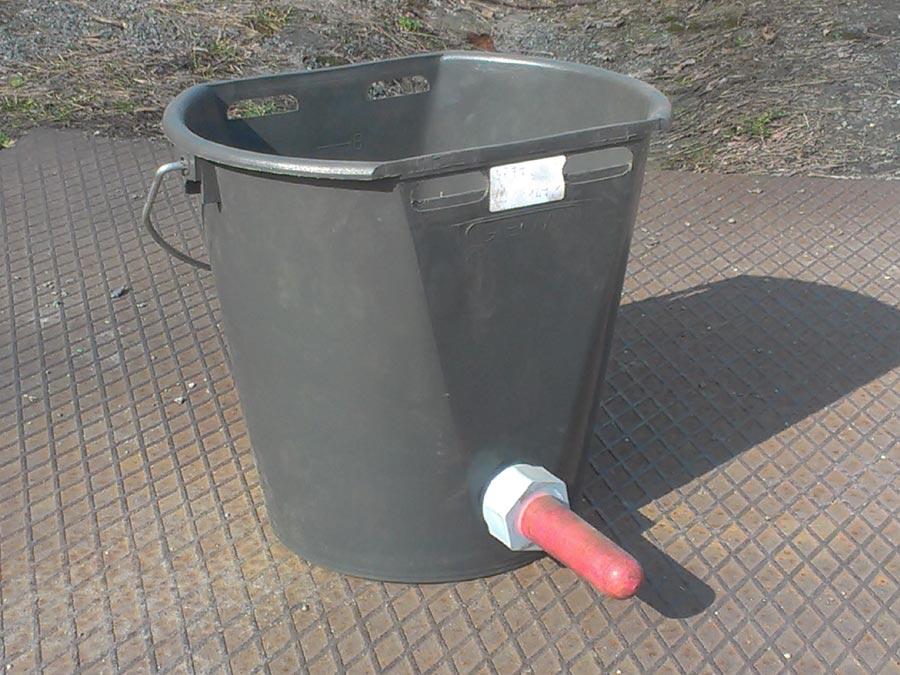 kbelík s dudlíkem KD 8 L
